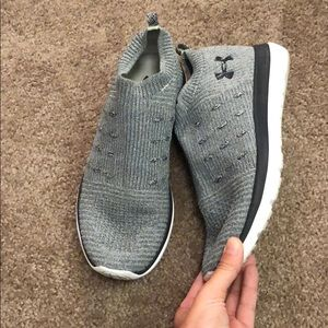 Under Armour Shoes - Lace less UA sneakers